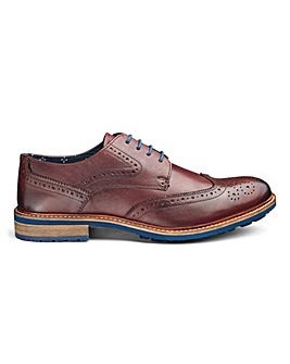 Joe Browns Leather Brogue