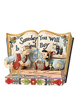 Disney Traditions Storybook Pinocchio