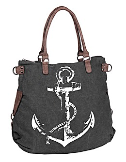 New Rebels Canvas Shopper