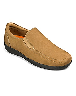 Trustyle Comfort Slip On Shoe Extra Wide Fit