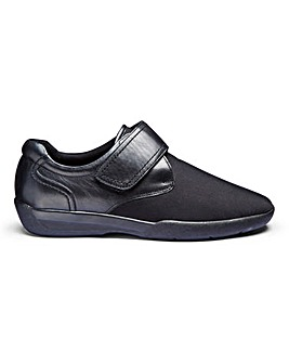 Stretch Touch & Close Shoes Extra Wide