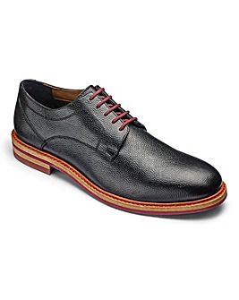 Trustyle Premium Textured Derby Shoes