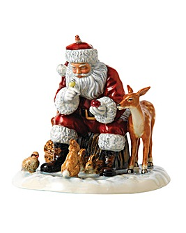 Royal Doulton A Woodland Christmas