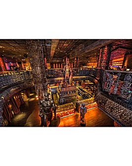 Meal for Two with Cocktail at Shaka Zulu