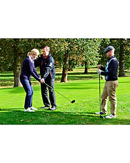 PGA Professional 30 minute Golf Lesson