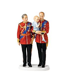 Royal Doulton Figures Future Kings