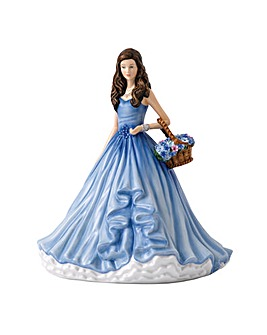 Royal Doulton Figures Forget Me Not