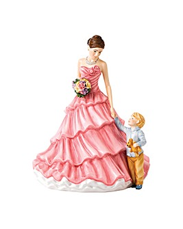 Royal Doulton Figures Loving Moments