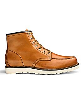 Joe Browns White Wedge Hiker Boot