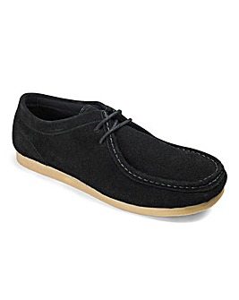 Suede Wallabys Wide Fit