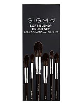 Sigma Soft Blend Brush Set