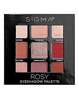 Sigma Rosy Eyeshadow Palette