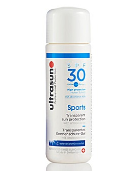 Ultrasun Sports Gel SPF30 100ml