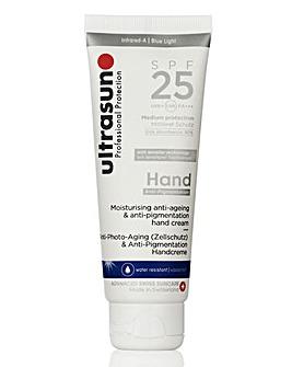 Ultrasun Hand Anti-Ageing and Anti-Pigmentation Hand SPF25 75ml