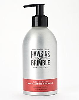 Hawkins & Brimble Revitalising Shampoo Eco-Refillable 300ml