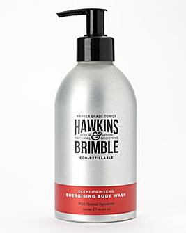 Hawkins & Brimble Body Wash Eco-Refillable 300ml