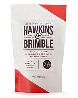 Hawkins & Brimble Body Wash Pouch 300ml