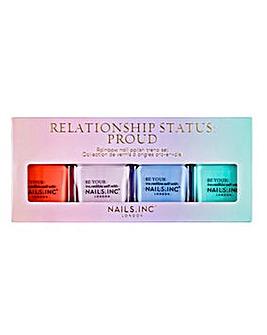 Nails Inc Relationship Status Quad