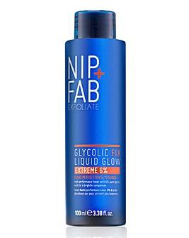 NIP+FAB Glycolic Glow Tonic 6% 100ml
