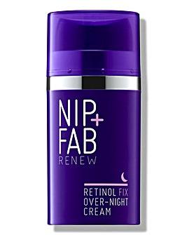NIP+FAB Retinol Fix Intense Overnight Treatment Cream 50ml
