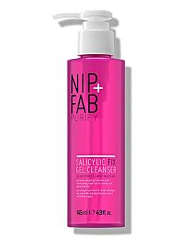 NIP+FAB Salicylic Fix Jelly Cleanser 145ml