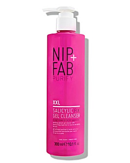 NIP+FAB Salicylic Fix Gel Cleanser XXL 300ml