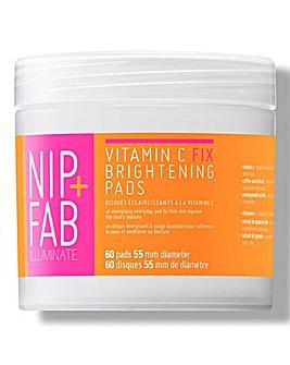 NIP+FAB Vitamin C Brightening Pads