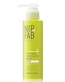 NIP+FAB Teen Fix Jelly Wash Night 145ml