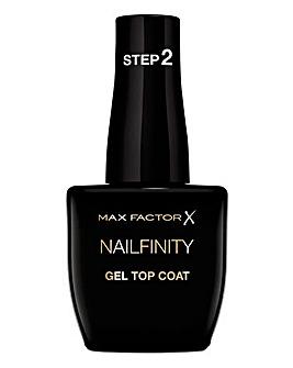 Max Factor Nailfinity X-Press Gel Nail Polish - The Finale 100