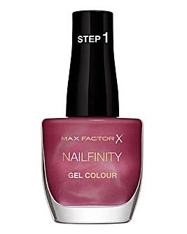 Max Factor Nailfinity X-Press Gel Nail Polish - Starlet 240