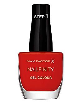 Max Factor Nailfinity X-Press Gel Nail Polish - Spotlight On Her 420