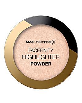 Max Factor Facefinity Powder Highlighter - 001 Nude Beam