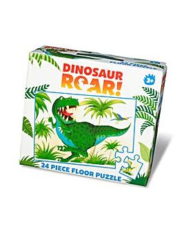 Dinosaur Roar 24 Piece Jumbo Puzzle