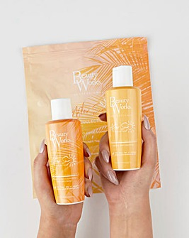 Beauty Works After Sun Discoloration Restore Shine Duo