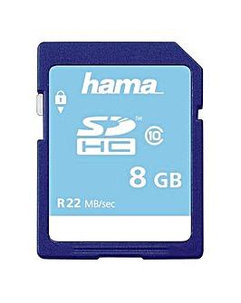 Hama SDHC 8GB Class 10 Memory Card