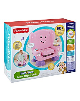 Fisher-Price Smart Stages Chair - Pink