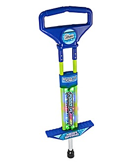Go Light Up Go Pogo Stick Blue & Green