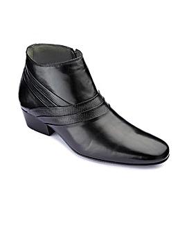Stride Tall Cuban Heel Boots Standard