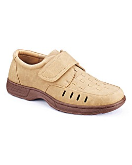 Cushion Walk Mens Shoes Standard Fit