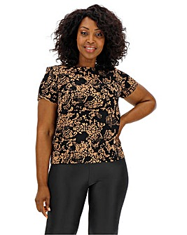 Vero Moda Printed Top