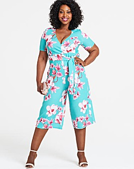 Quiz Floral Jumpsuit