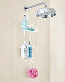 No Rust Shower Caddy