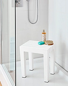 No Slip Shower Stool