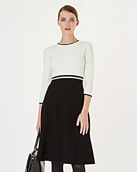 Hobbs Hayden Knitted Dress
