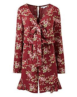 Glamorous Vintage Floral Playsuit