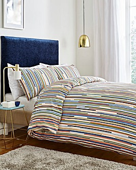 Post Stijl Duvet Set