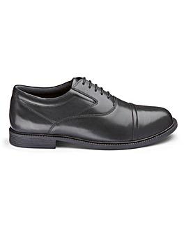 Trustyle Lace Up Toe Cap Shoes Wide