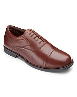 Trustyle Lace Up Toe Cap Shoes Standard