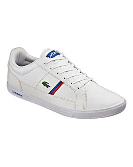 Lacoste Europa Lace Up Trainer