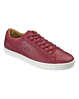 Lacoste Straightset Lace Up Trainer